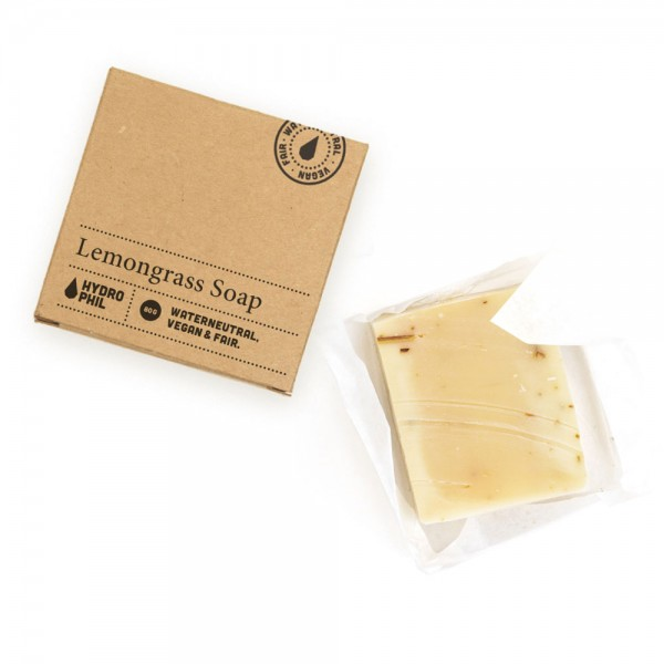 Lemongrass Soap – Natural cosmetics certified & handmade