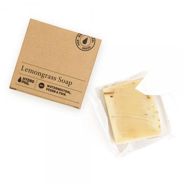 Lemongrass Soap – Natural cosmetics certified & handmade