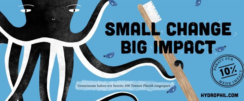 Small Change Big Impact