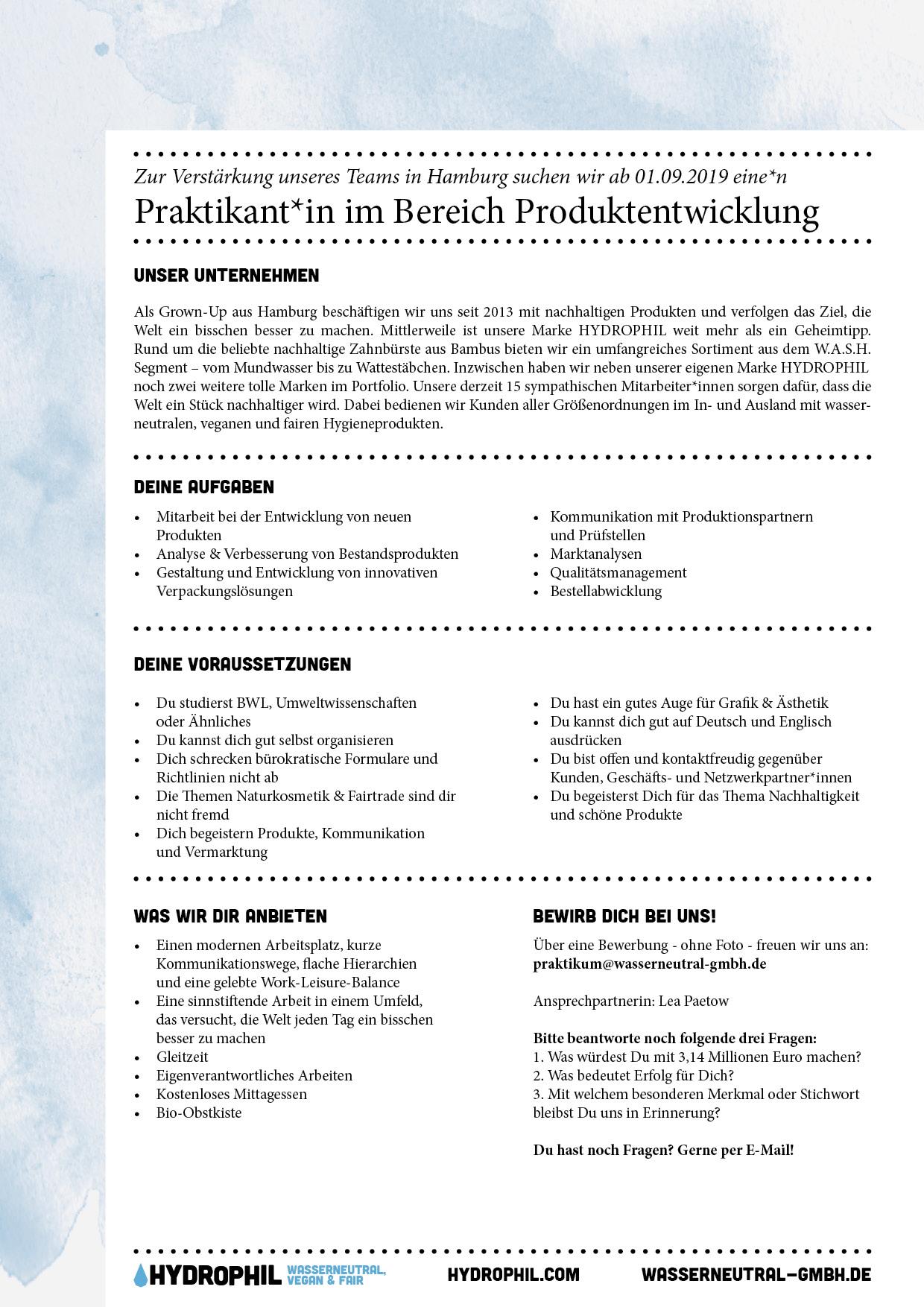 HYD_praktikum_projektentwicklung_
