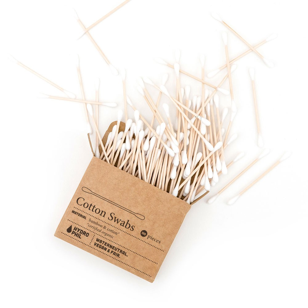 Cotton Swabs - 100 pieces per package