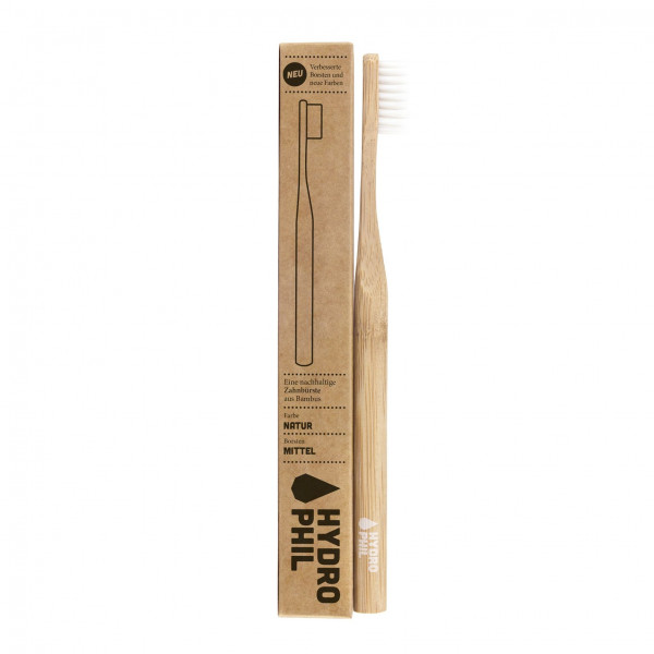 Sustainable toothbrush - natural