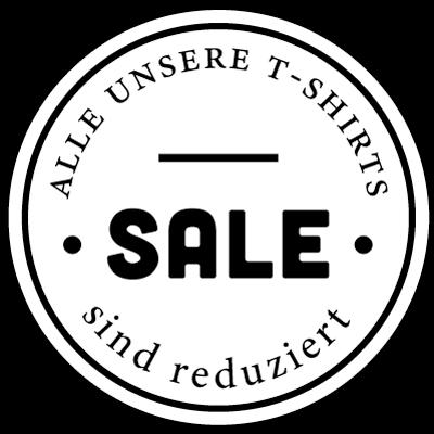 Unser Frühlings-Sale auf alle unsere T-Shirts