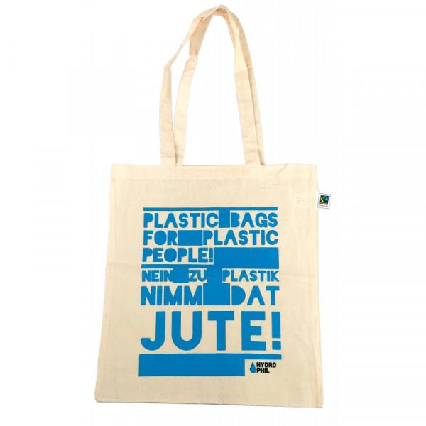 Jutebeutel statt Plastik