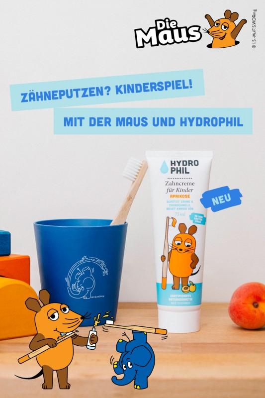 Launch Kids Maus Zahncreme